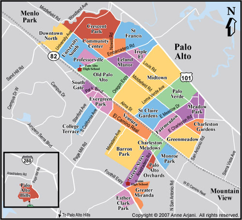 Why Look Elsewhere When You Have South Palo Alto Silicon